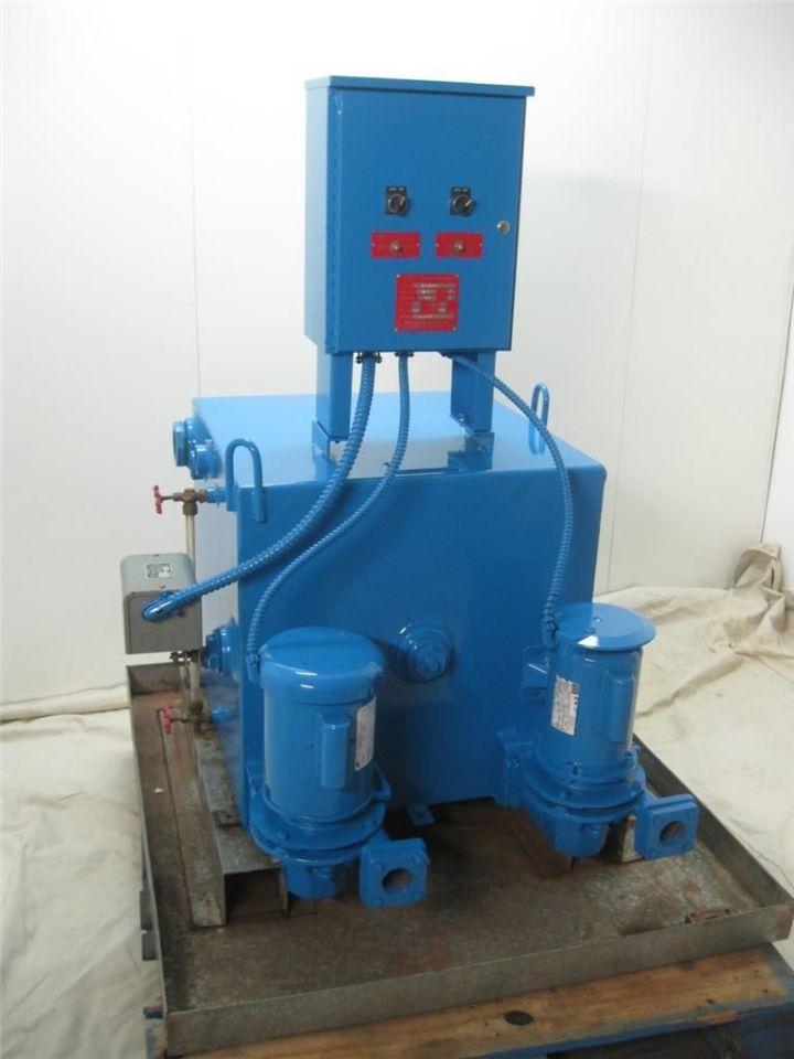 Shipco pumps steam boiler condensate pump model dsd