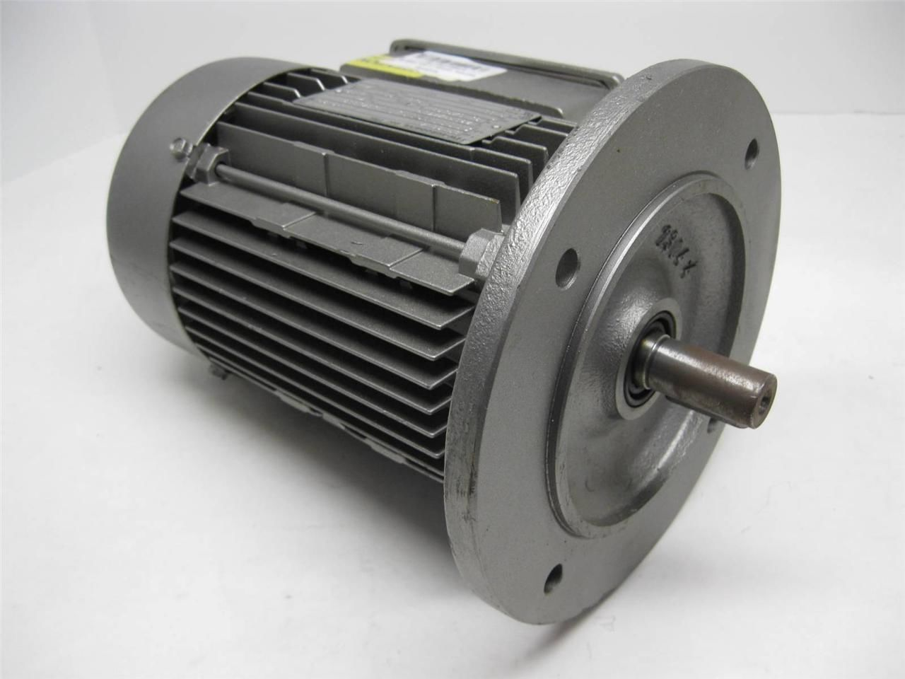Sew Eurodrive Dft80n4th Electric Motor Tefc 1hp 1700 Rpm