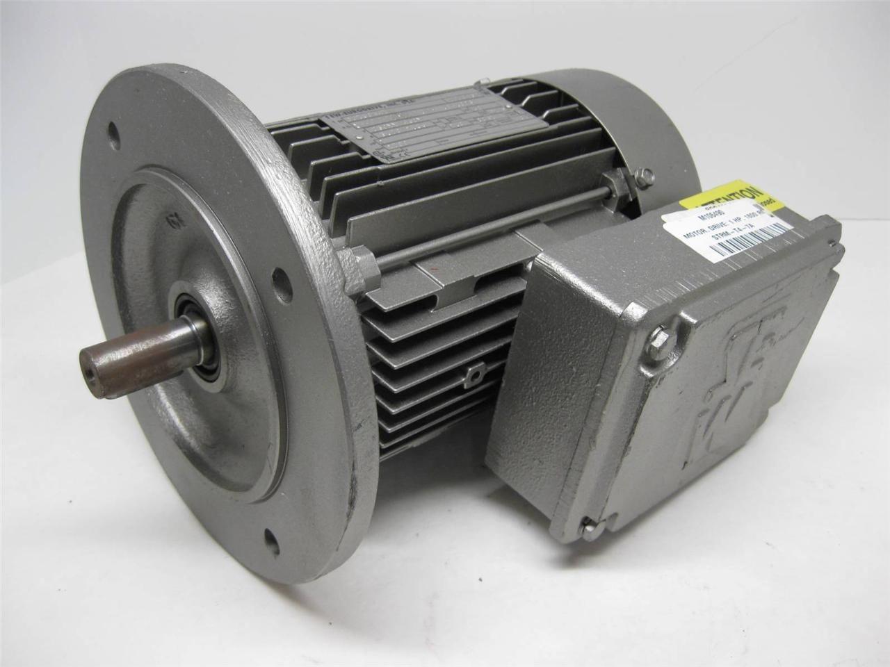 Sew Eurodrive Dft80n4th Electric Motor Tefc 1hp 1700 Rpm