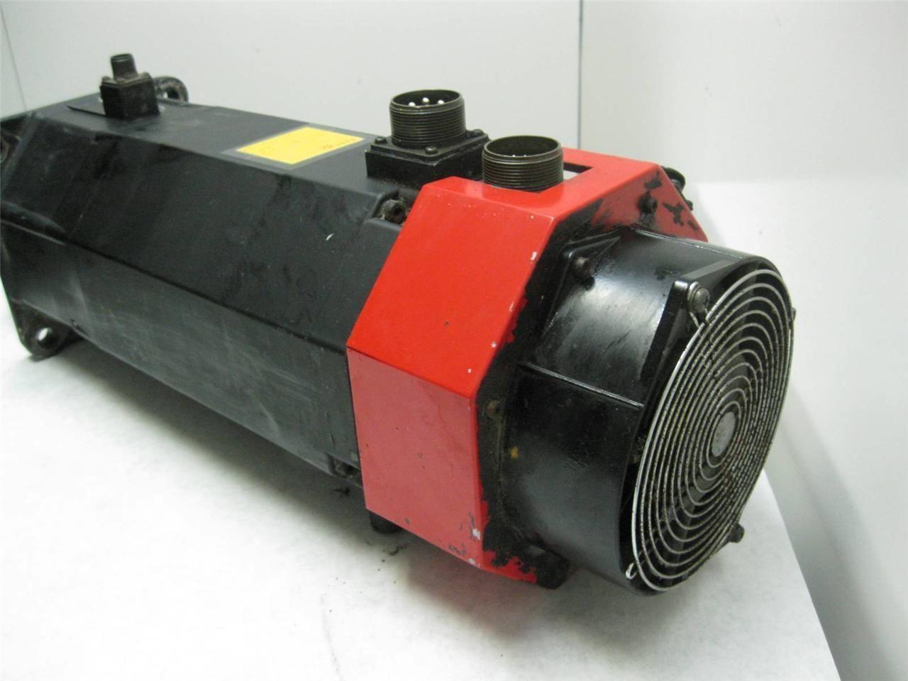 Fanuc A06b 0502 B855 Ac Servo Motor 2000 Rpm 146v Pulse Coder A06b0502b855 Ebay