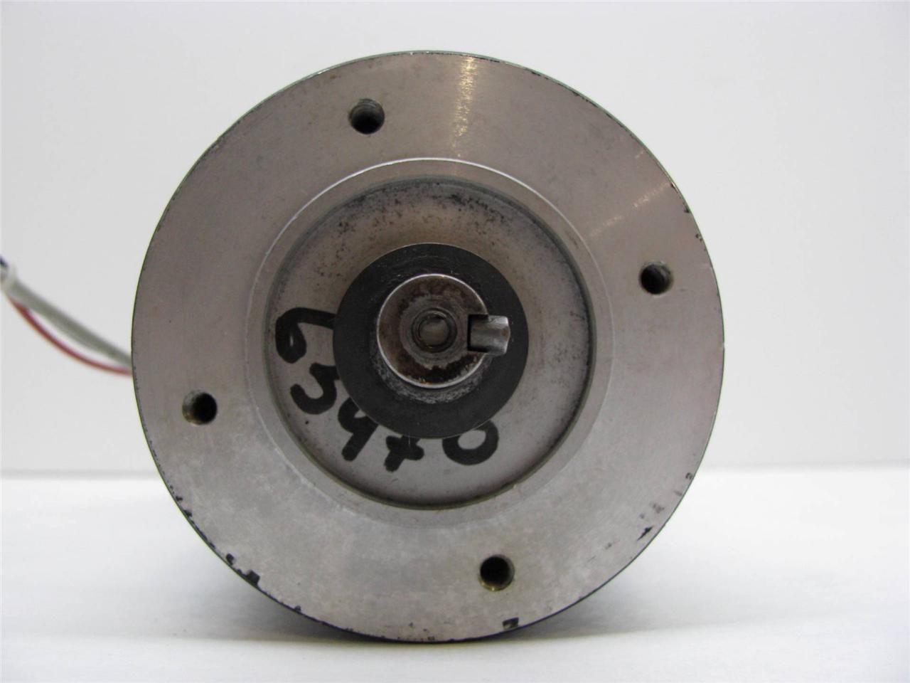Isoflux servomotors 4413409539 permanent magnet dc servo for 4000 rpm dc motor