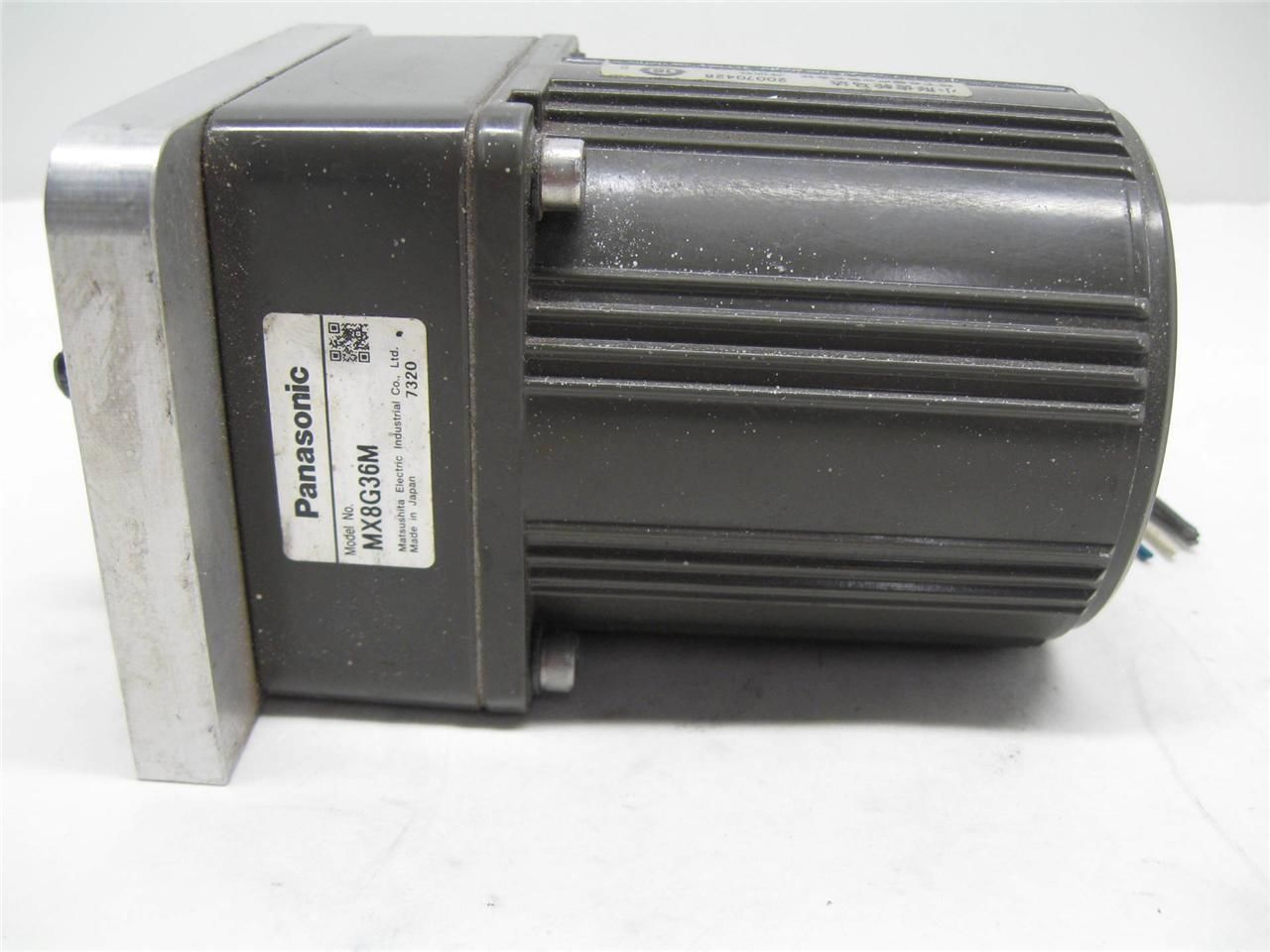 Panasonic m8rx25g4gga reversible induction motor 25w 4 Reversible ac motor