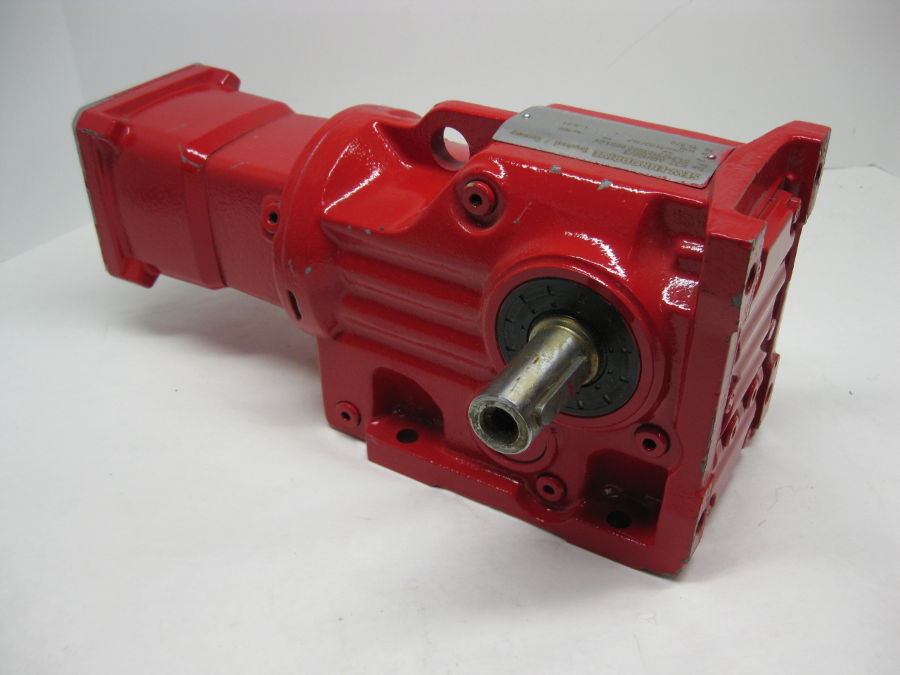 Sew eurodrive k37 aqh100 3 k37 series helical bevel gear for Sew eurodrive gear motor