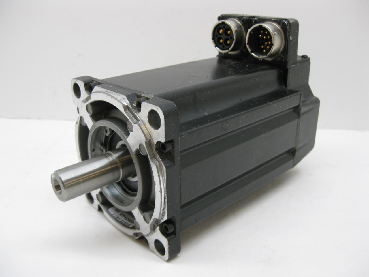 Allen Bradley Mpl B430p Sj22aa Servo Motor 2 4 Kw Series A