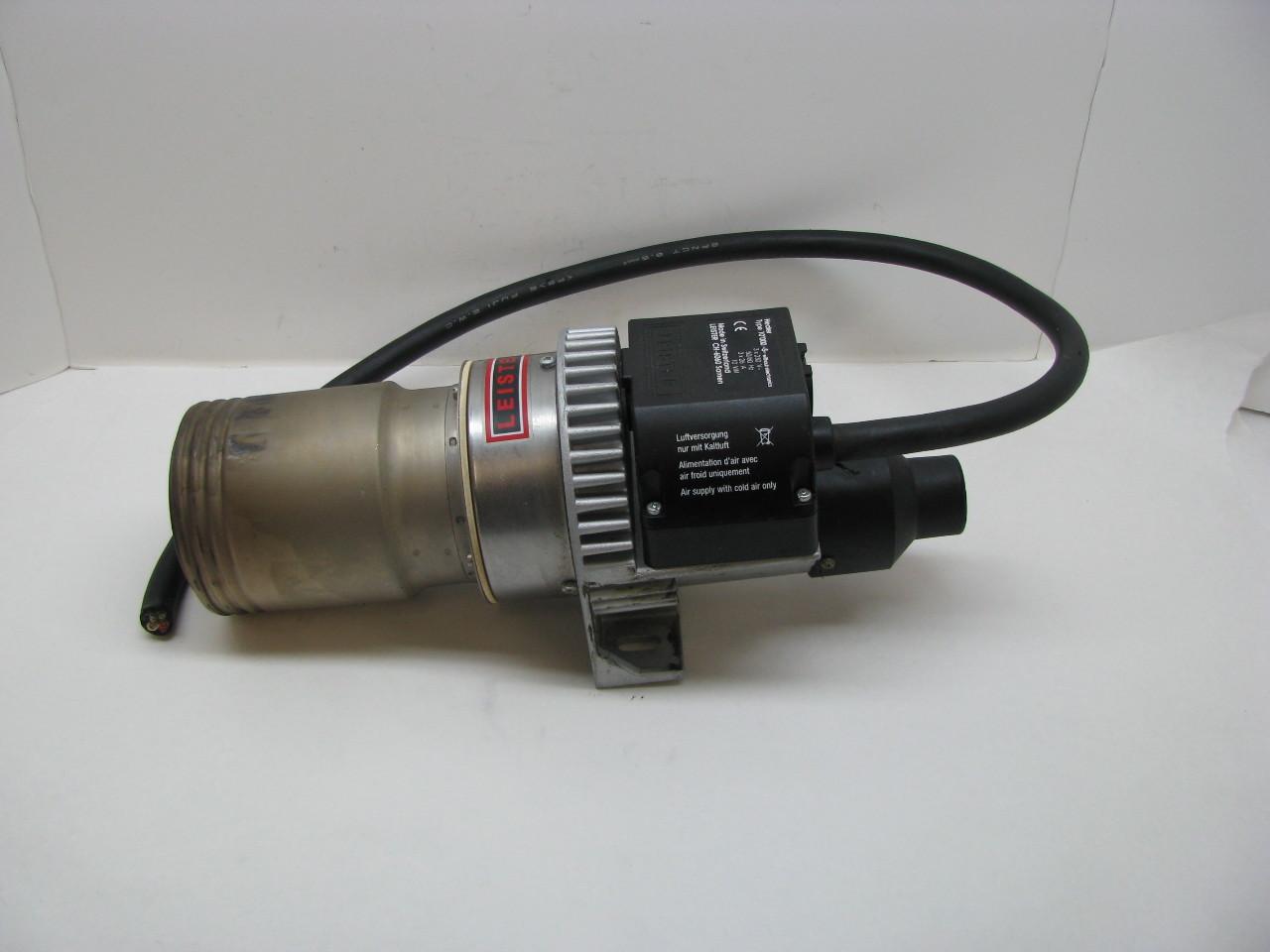 Hot Air Blower Heating : Leister ch sarnen heater type hot air blower ebay