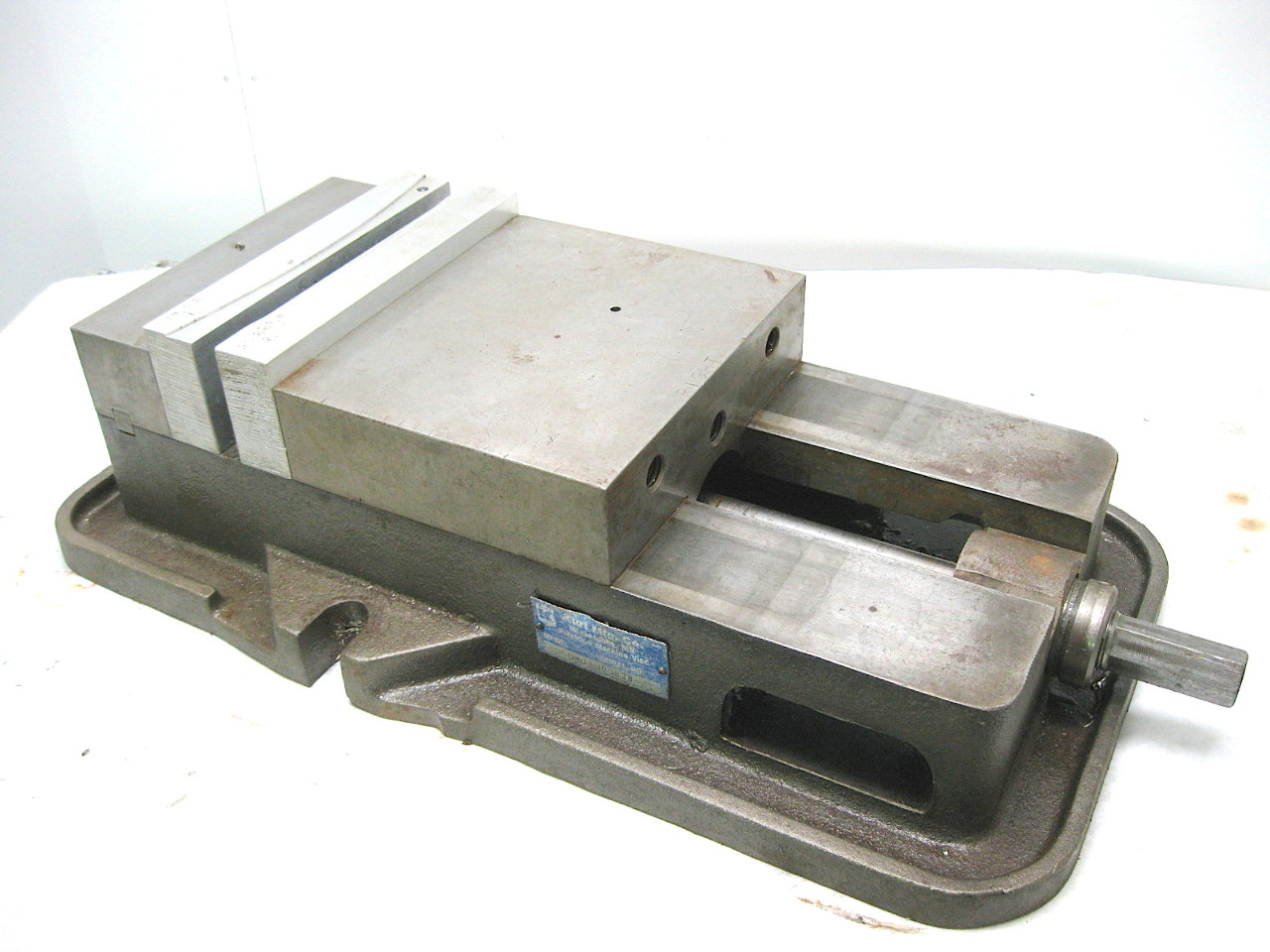 kurt milling machine vise