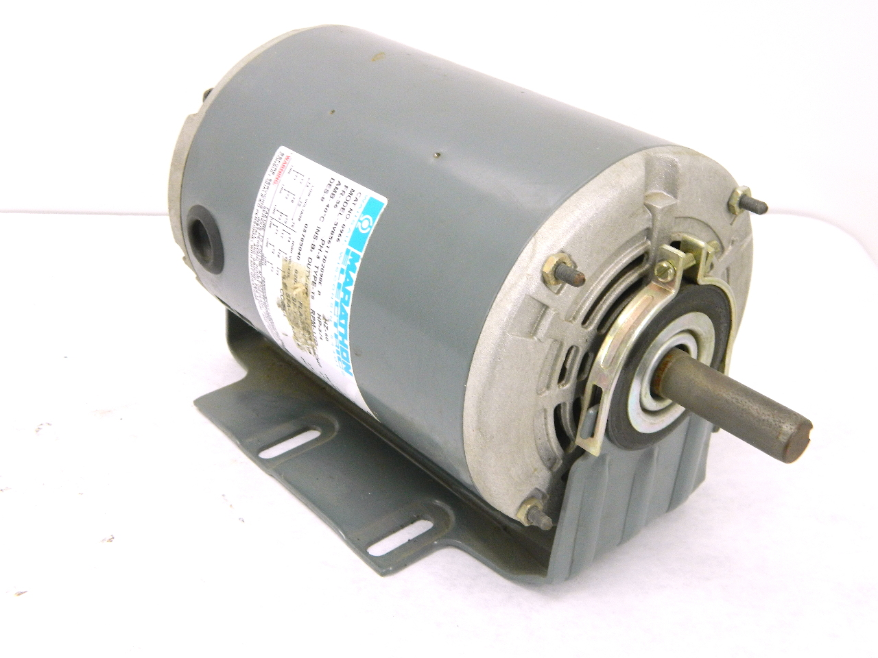 Marathon electric g966 motor 3 4 hp 1725 rpm 208 460vac 3 for Marathon electric motors model numbers