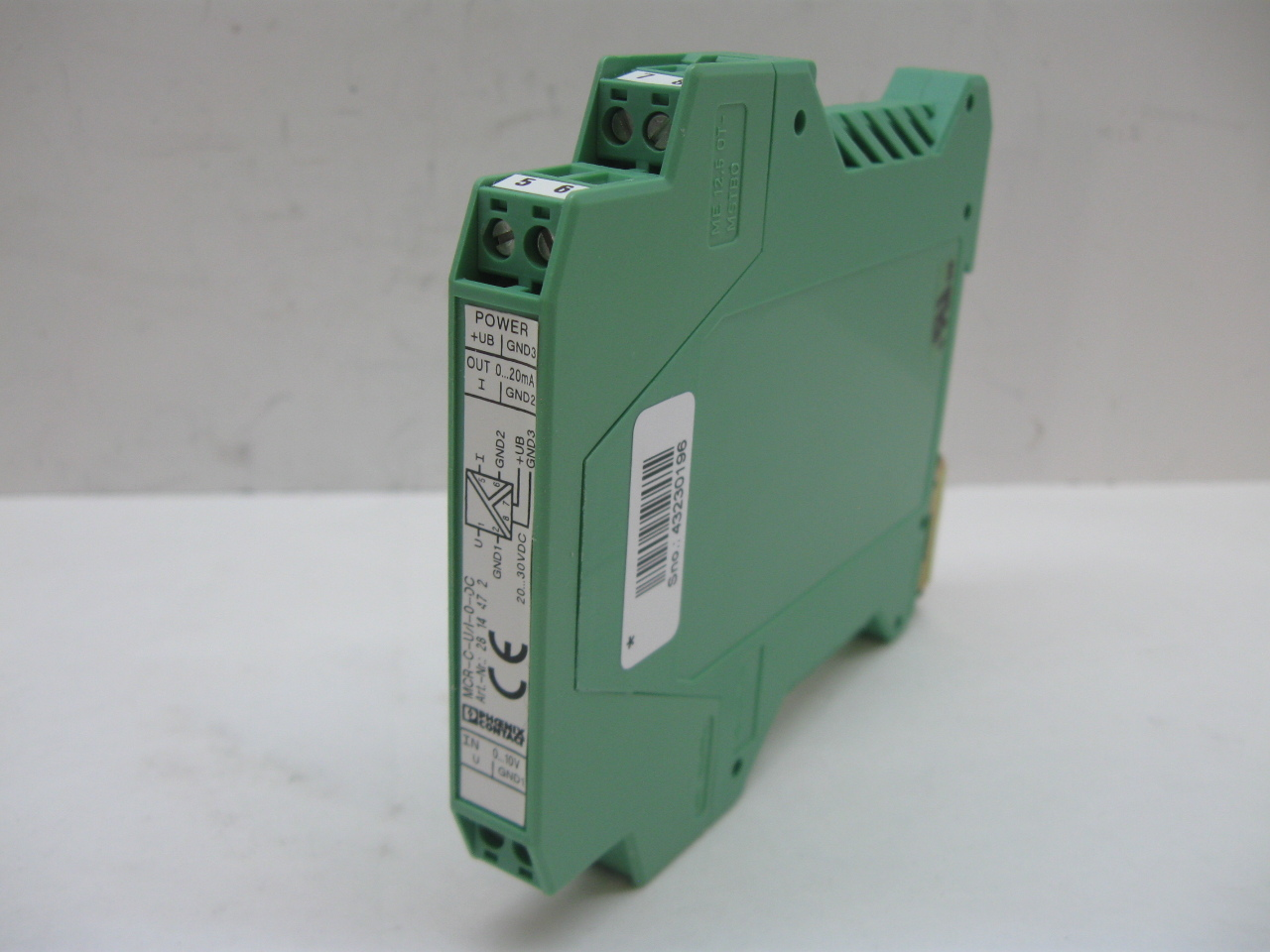 Phoenix contact signal converter