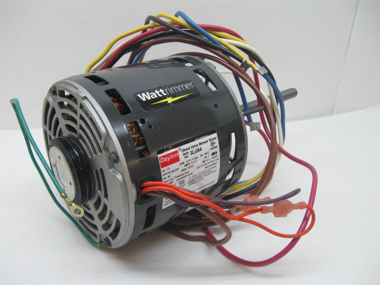 Dayton Direct Drive Fan Motor : Ask theme image dayton blower motors