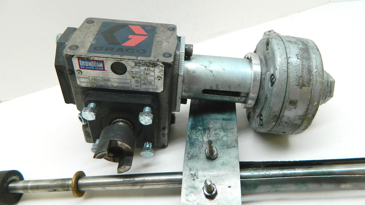 Motor parts gast air motor parts for Gast air motor distributors