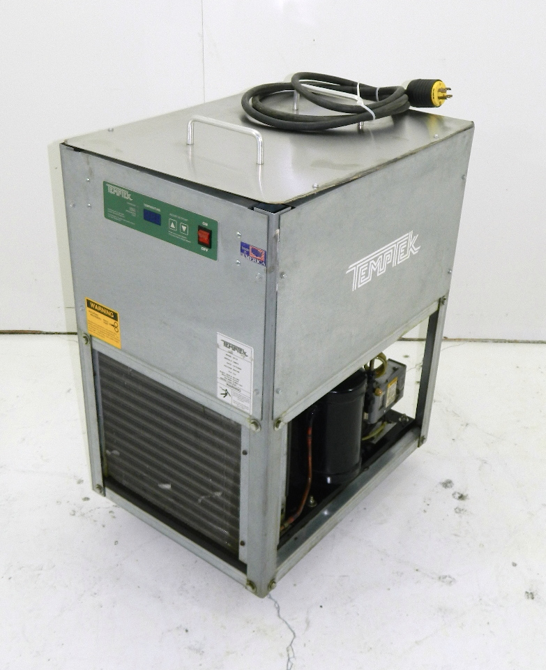 Temptek 1 Ton Air Cooled Portable Chiller CF-1A With Pump