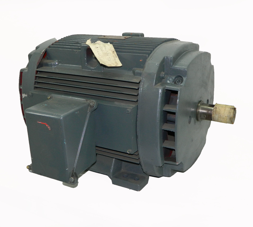 General Electric 50hp Motor 3560 Rpm 324ts Frame 230