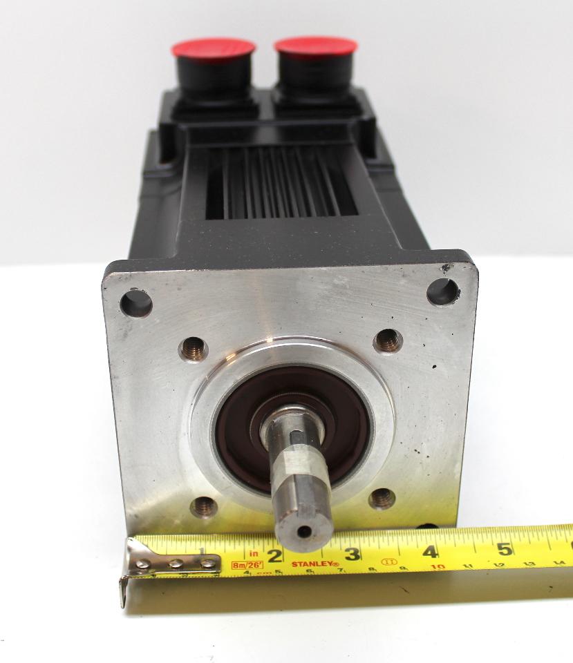 Pacific Scientific R43gena Ts Ns Vs 00 Brushless Servo Motor 70 Kw 1800 Rpm New Ebay