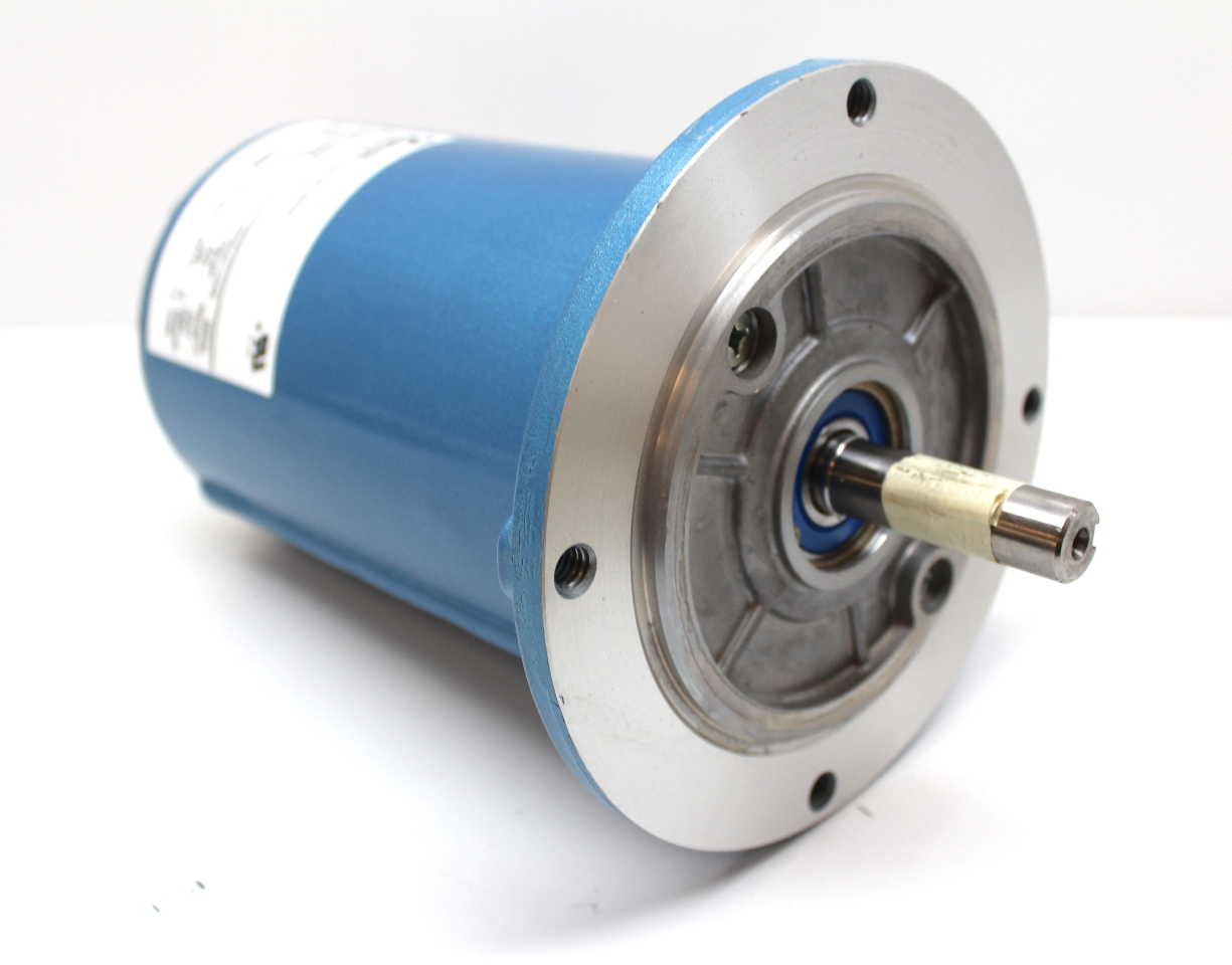 Pacific Scientific Ba3624 7045 56c Dc Motor 24v 1200 Rpm 1 3hp 13 Amp 56c New Ebay