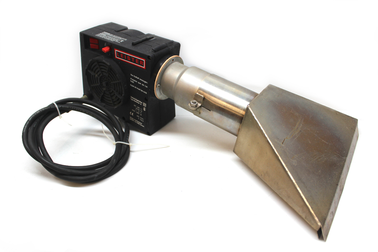 Electrical Hot Air Blower : Leister ch hotwind type s hot air blower welder