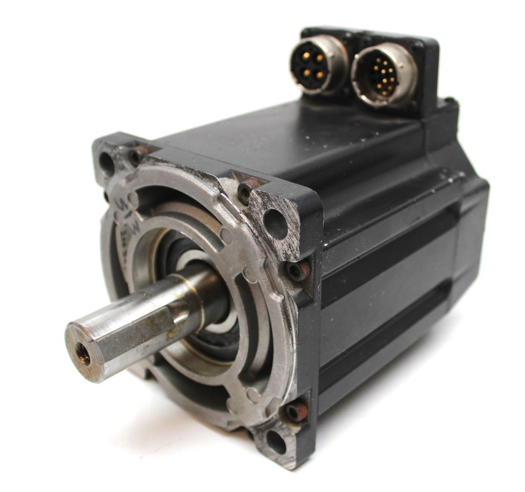 Allen Bradley Mpl B4520p Sj22aa Ac Servo Motor 5000 Rpm 2