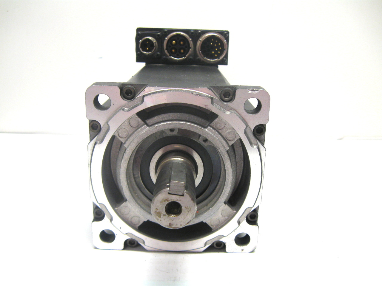 Allen Bradley Mpl B4520sp Sj24aa Servo Motor 5000 Rpm 460v