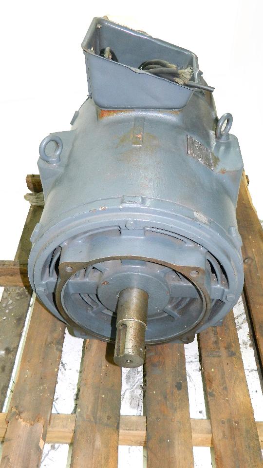 Fuji Electric 100 Hp Motor 225m Frame 1170 Rpm 460vac 3