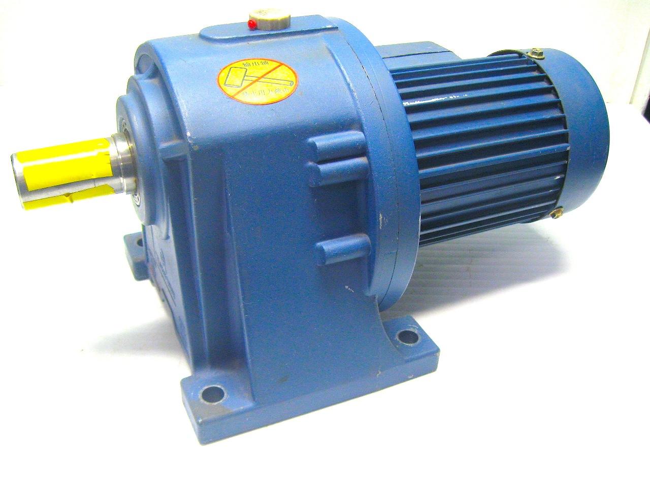 Xiamen dongli tung lee gear motor ys400w 4p 1 2 hp 4p for 1 4 hp 3 phase motor