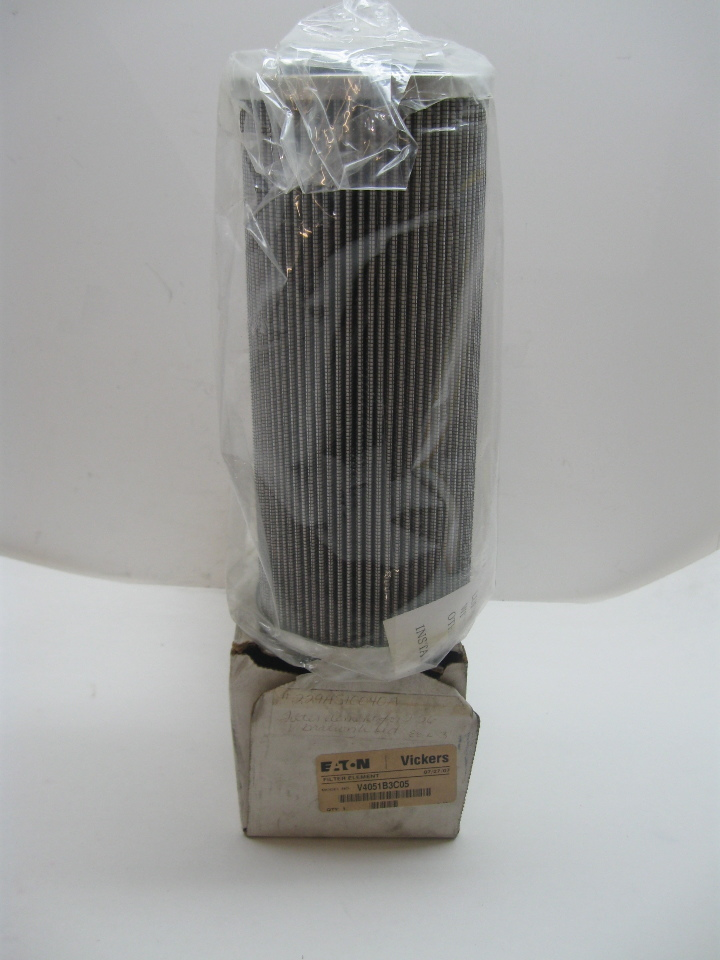 Vickers V4051B3C05 Hydraulic Filter Element New