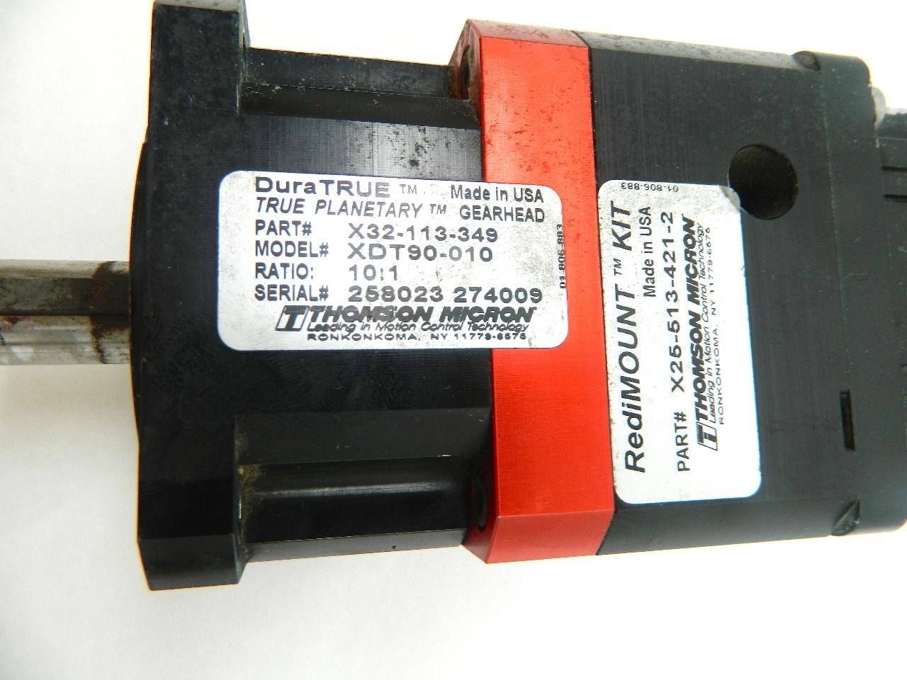 Emerson Mgm 316 Cons 0000 Ac Servo Motor 960098 23 A2