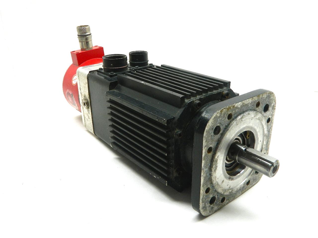 Allen Bradley 1326as B420g 21 Ac Servo Motor 1 2 Kw 5250