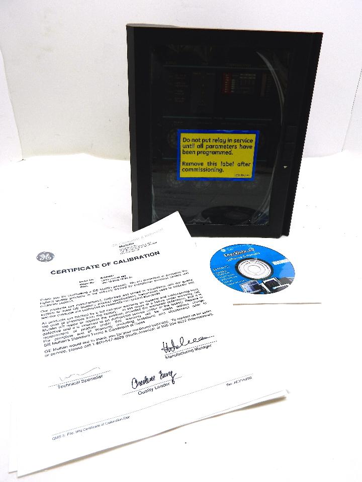 Free Download Program 735 Multilin Relay Manual