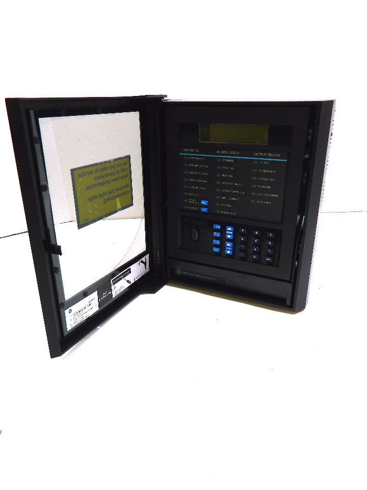 Ge Multilin 469 P5 Lo A20 Motor Management Relay With