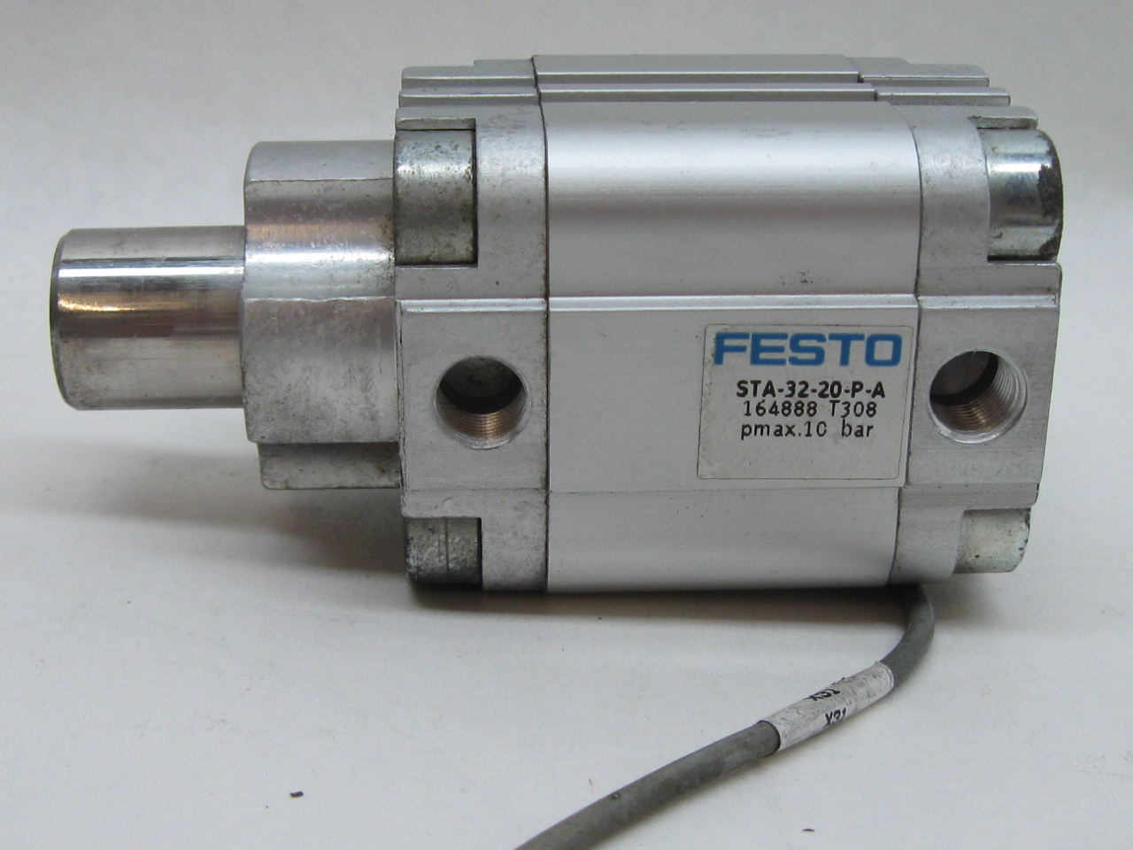 Festo Sta 32 20 P A Pneumatic Stopper Cylinder 32mm Bore