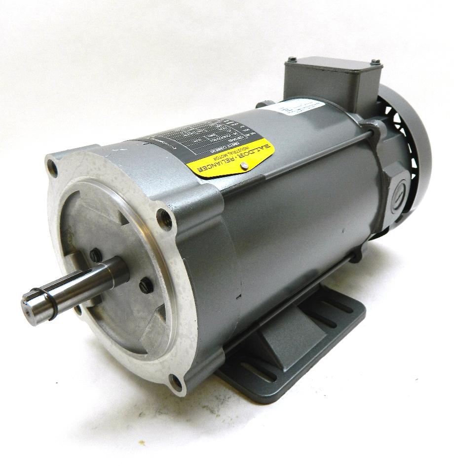 Baldor Cdp3440 Dc Motor 75hp 1750 Rpm 90vdc 56c Frame Tefc