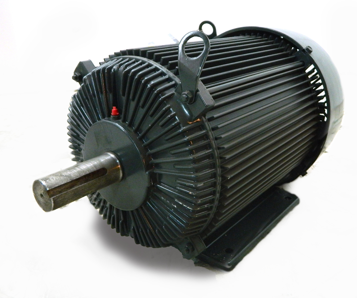 Us Motors 15 Hp Electric Motor 1775 Rpm 254t Frame 208