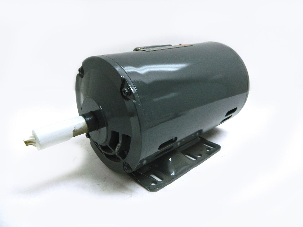 Dayton 4lx07g Electric Motor 3hp 56hz Frame 208 460vac 3