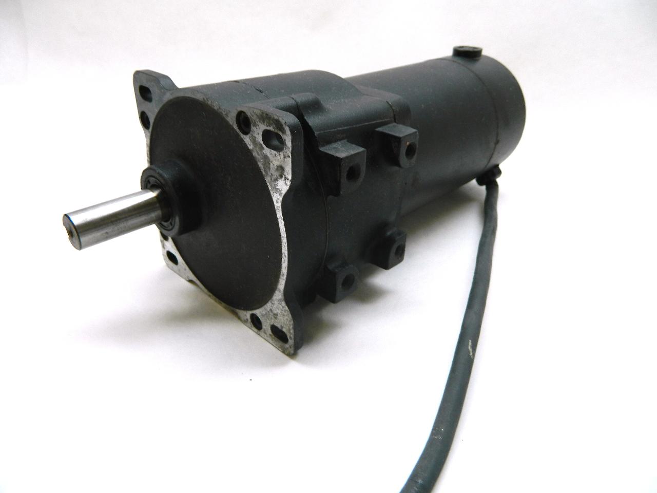Baldor Gpp12543 Dc Parallel Shaft Gear Motor 90 Vdc 125