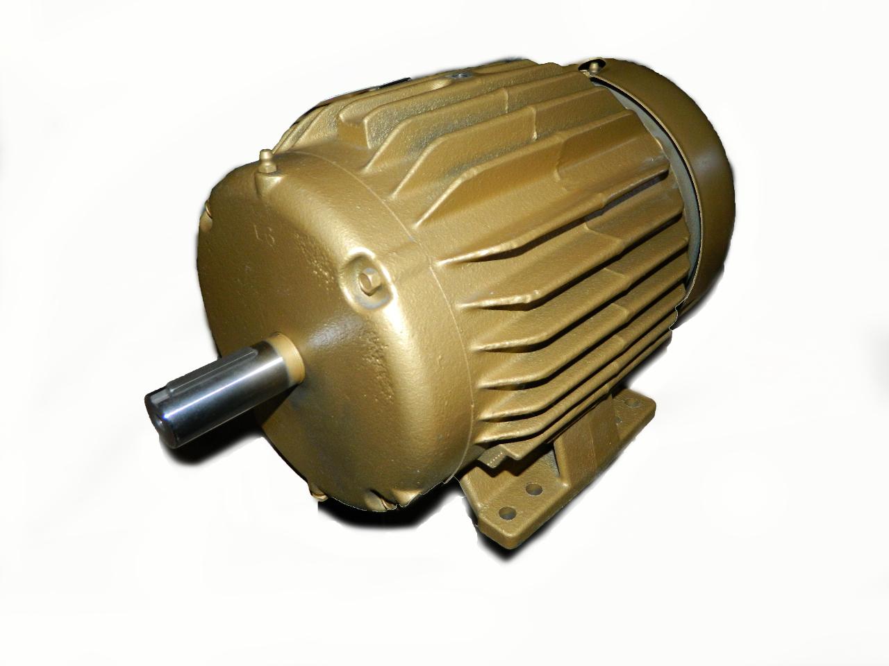 Baldor Em3661t Super E Electric Motor 3 Hp 1755 Rpm 230