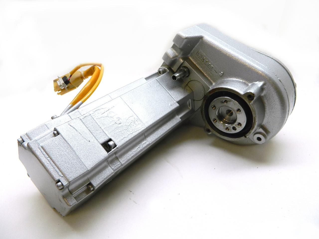 Abb 3hac9494 1 Servo Motor With Gear Reducer Irb340