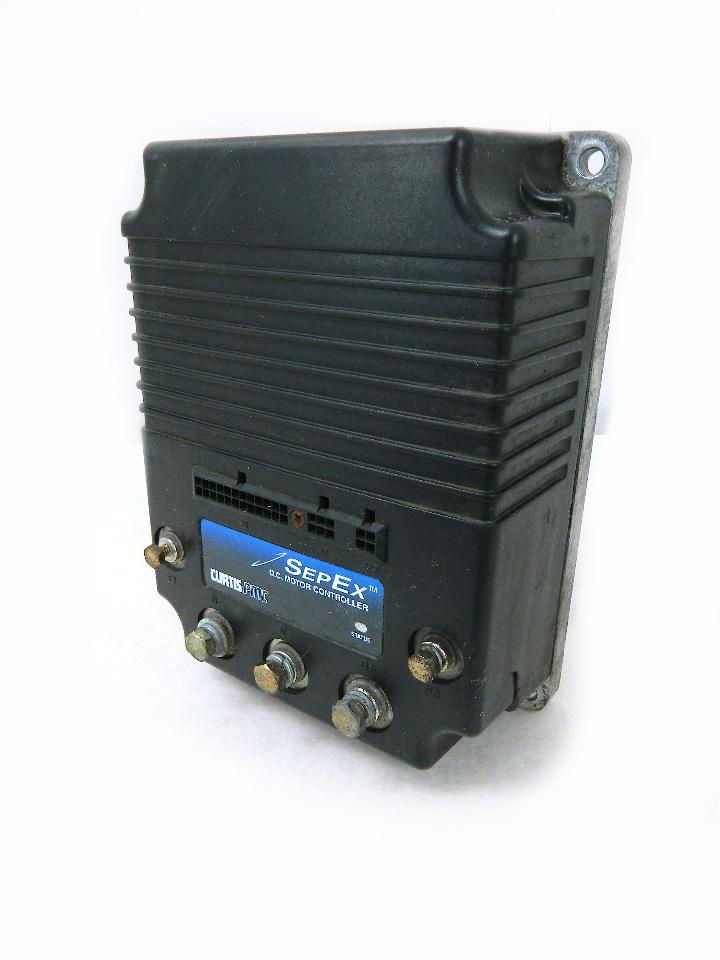Curtis Pmc Sepex 1244 4460 Dc Motor Controller 24 36vdc