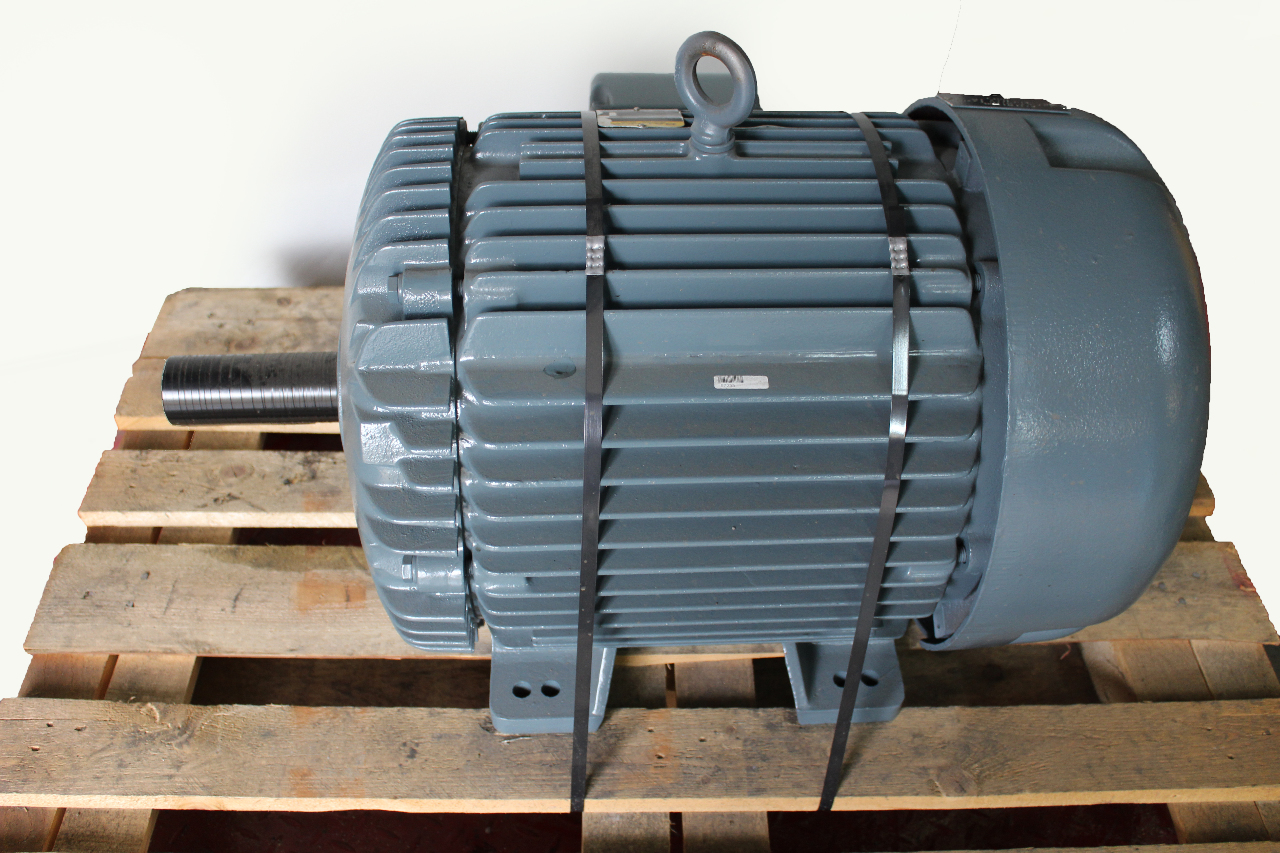 Baldor m4314t electric motor 60hp 1775 rpm 364t frame 230 for 60 hp electric motor