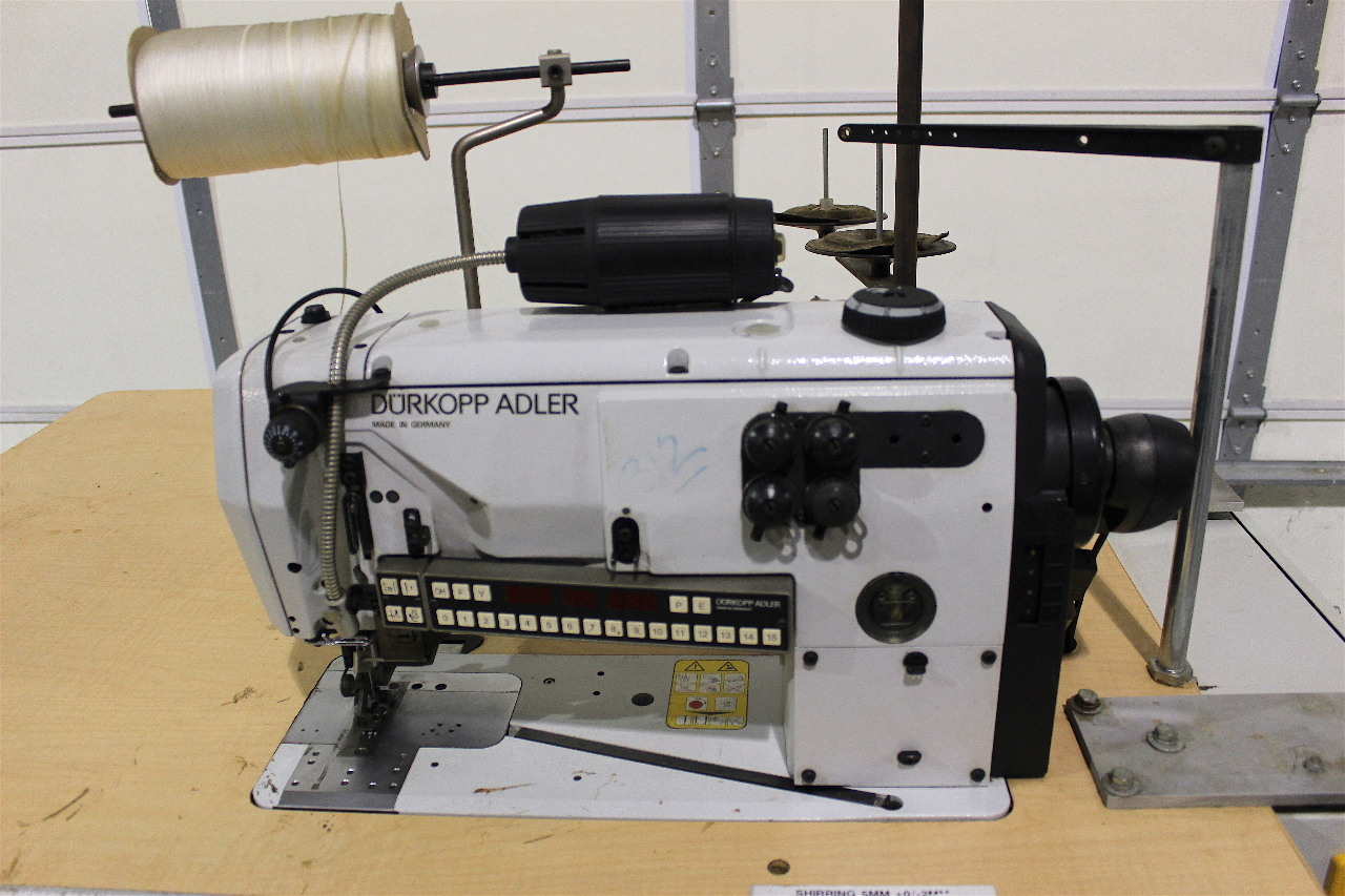 efka sewing machine motor