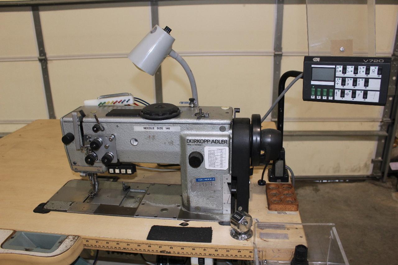 durkopp adler sewing machine