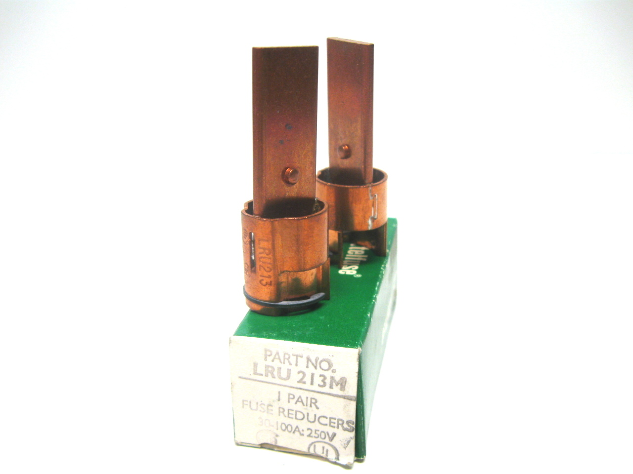 littelfuse lru213m fuse reducer 30 100 amp 250 v new in box ebay