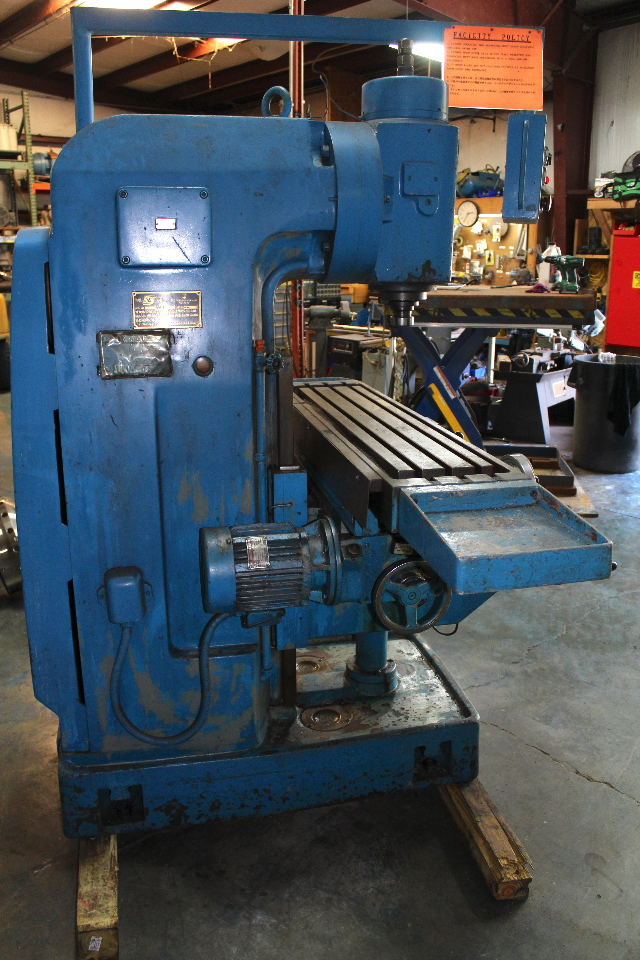 supermax milling machine for sale