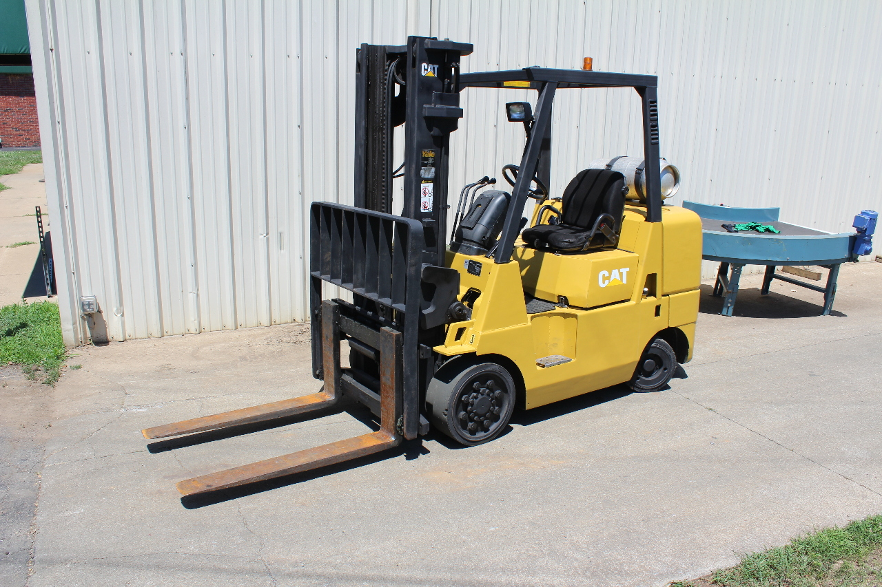 ip6197 2001 caterpillar gc40k forklift 8000 lb cap side shift lp cushion tire cat lp forklift wiring diagram forklift inspection diagram  at honlapkeszites.co