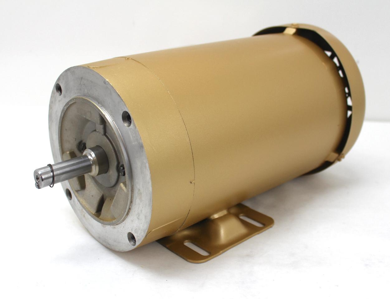 Baldor Vem3542 Electric Motor 75 Hp 1750 Rpm 56c Frame 230 460vac Tefc Ebay