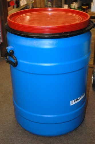 how to tell if plastic barrel is food grade