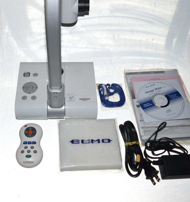elmo document camera software
