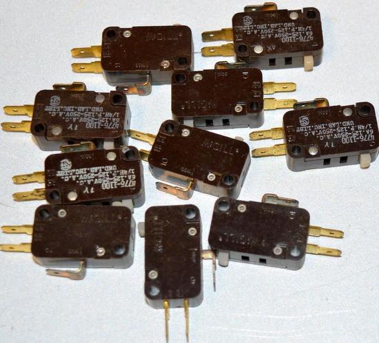 Mcgill Marine Switches