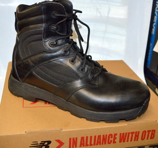 New Balance Leather Safety and Work Boots-Men's US Shoe ...