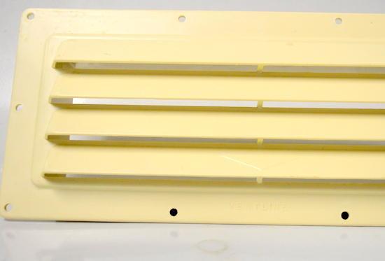 Rv mobile home ventline exterior sidwall vent range hood - Exterior wall vent for rv range hood ...