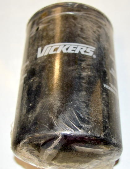 Vickers Element Part #573082 Hydraulic Filter.