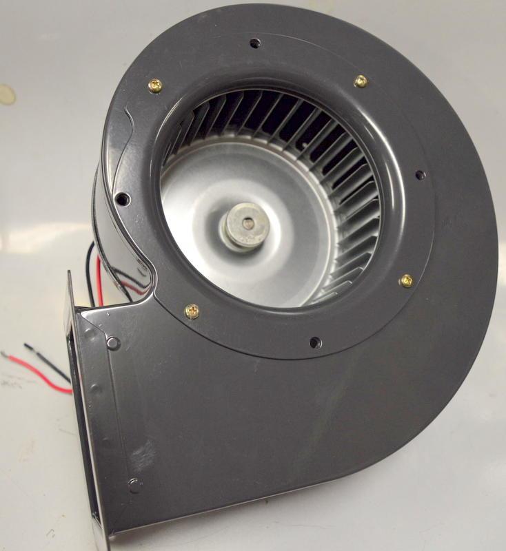 Dayton blower dc motor 3hmh9 1 2 hp 12vdc 16 0 amps for 2 hp motor current
